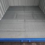 10ft Container mit tropfschale