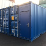 Werkstatt Container