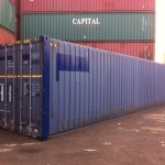 40ft High Cube Pallet Wide