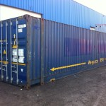 45ft High Cube Pallet wide