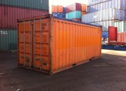Zeecontainer te koop