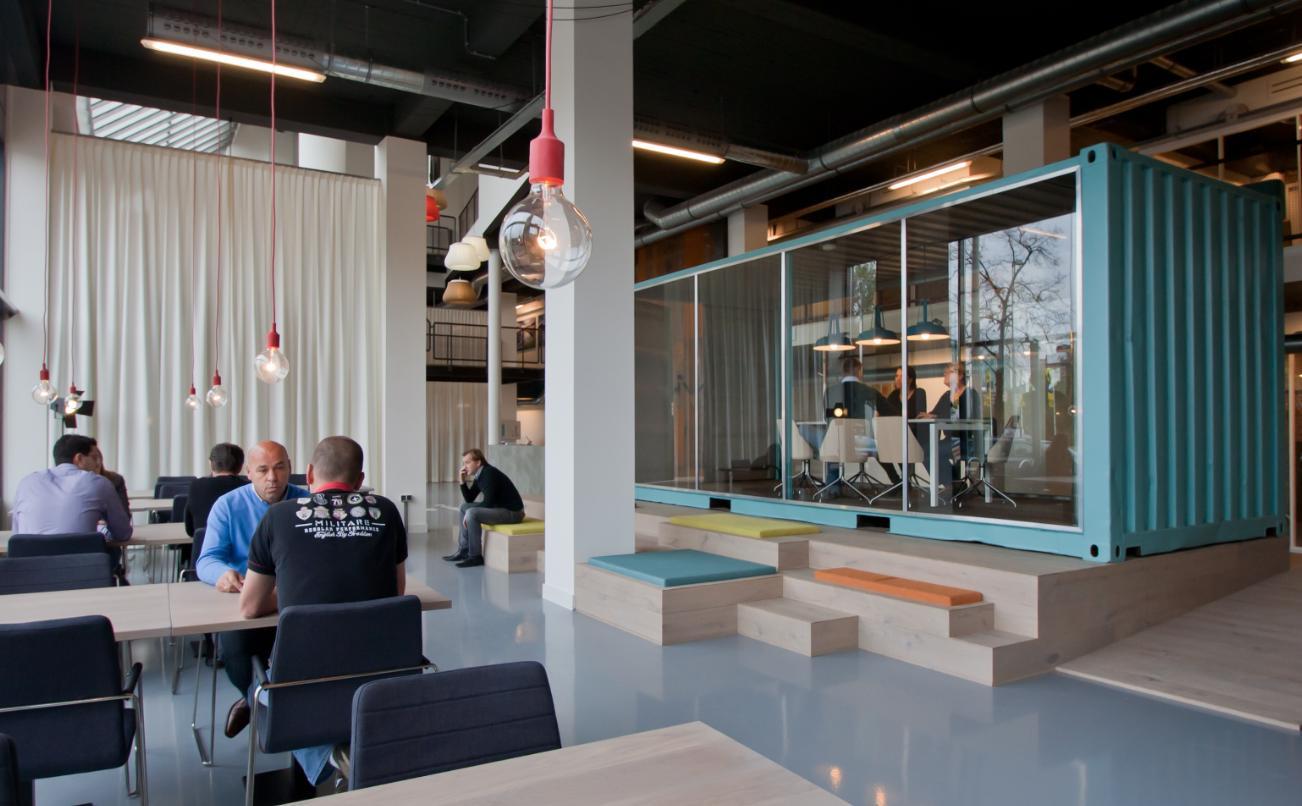 Het Nieuwe Kantoor : Het nieuwe kantoor dtc