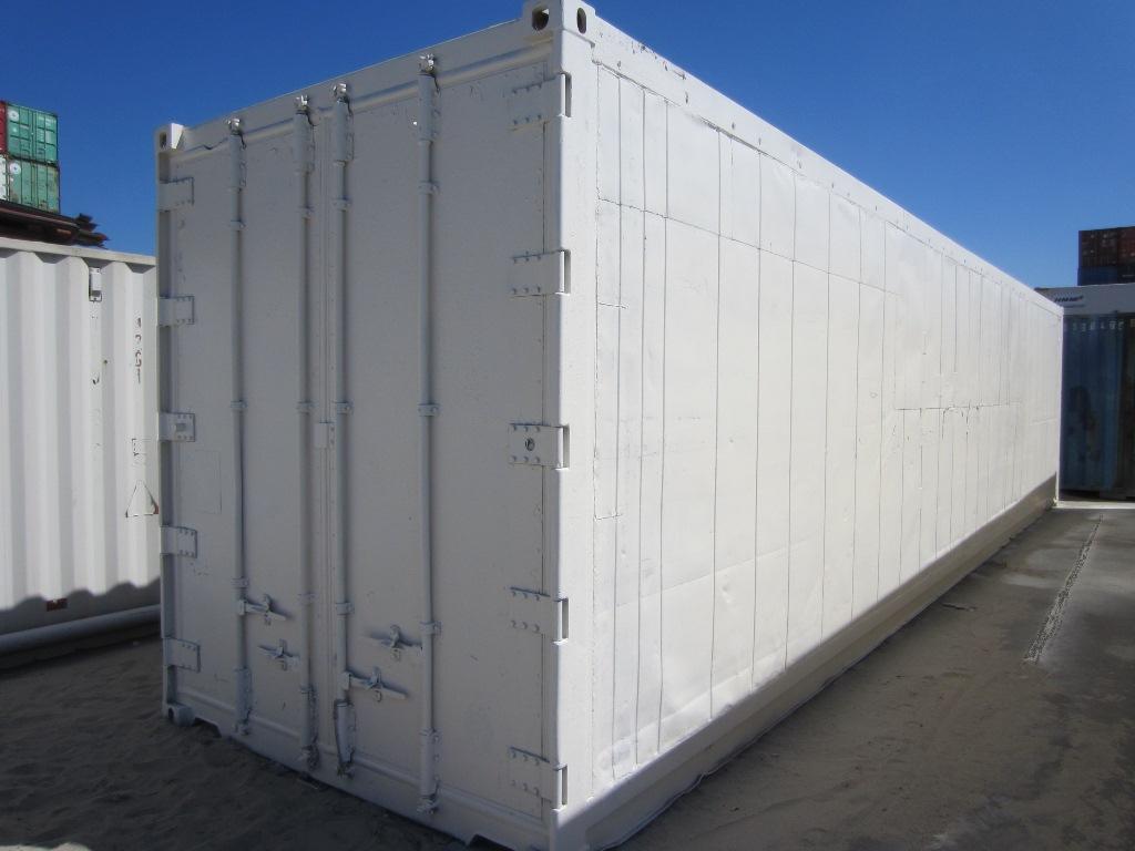 Welp Geïsoleerde containers kopen of huren? DTC.nl MC-29