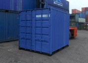 10ft zeecontainer huren