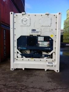40ft High Cube Reefer zeecontainer kopen
