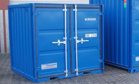 Binnenmaat zeecontainer