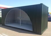 Hangjongeren container