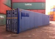 40ft High Cube Palletwide