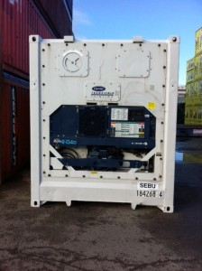 40ft High Cube Reefer zeecontainer kopen
